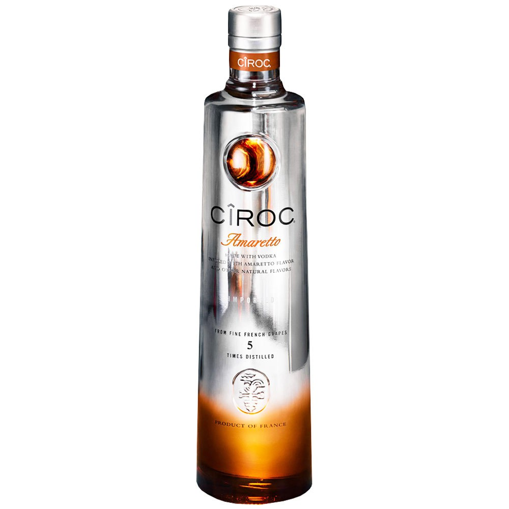 Ciroc Amaretto 750ml Vodka Spirits Tntliquorhouston